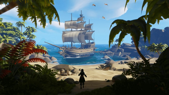 Sea of Thieves most anticipated video game 2018