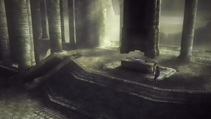Shadow of The Colossus most anticipated video game