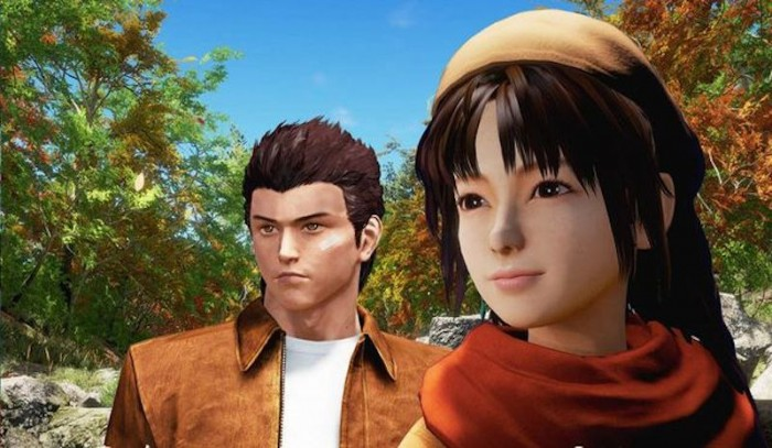 Shenmue III anticipated video games 2018