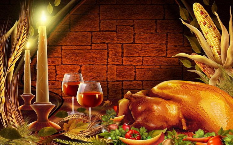 thanksgiving wallpaper free