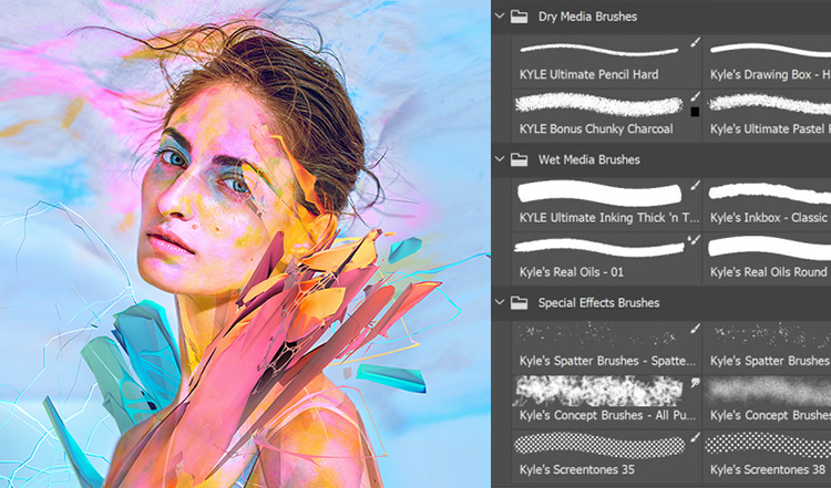 10 Best New Features Come with Adobe Photoshop CC 2018