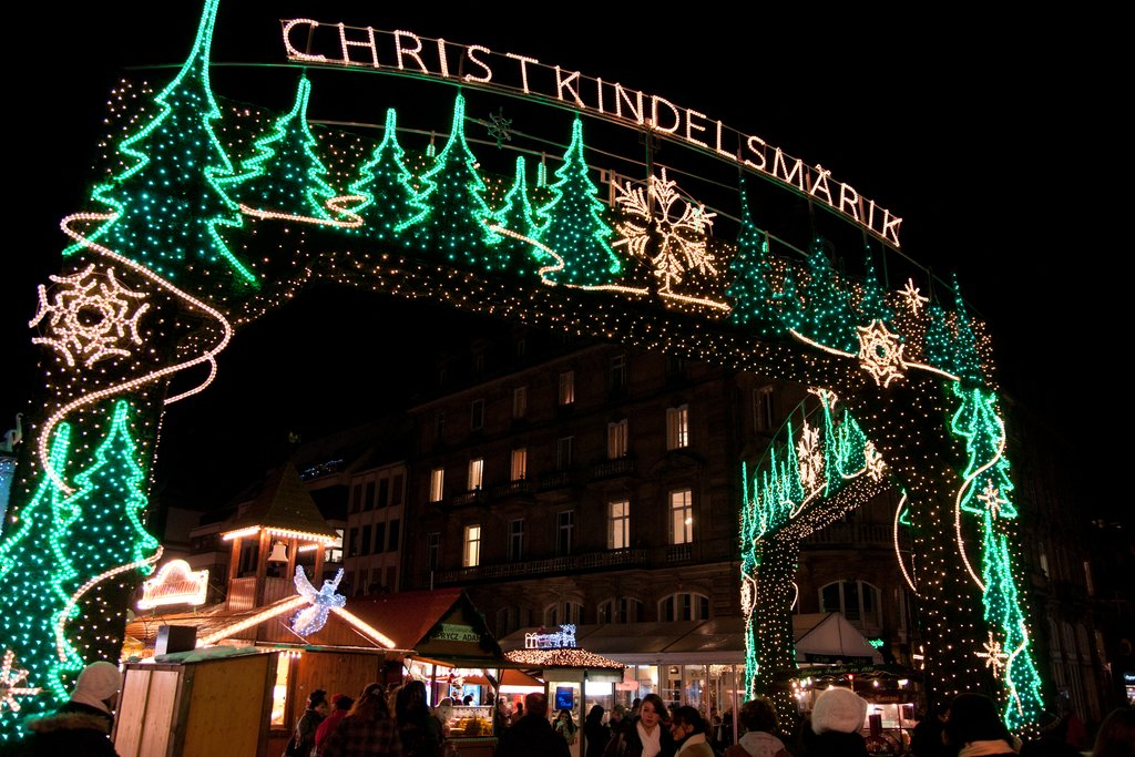 10 Best Place to Spend Christmas around the World