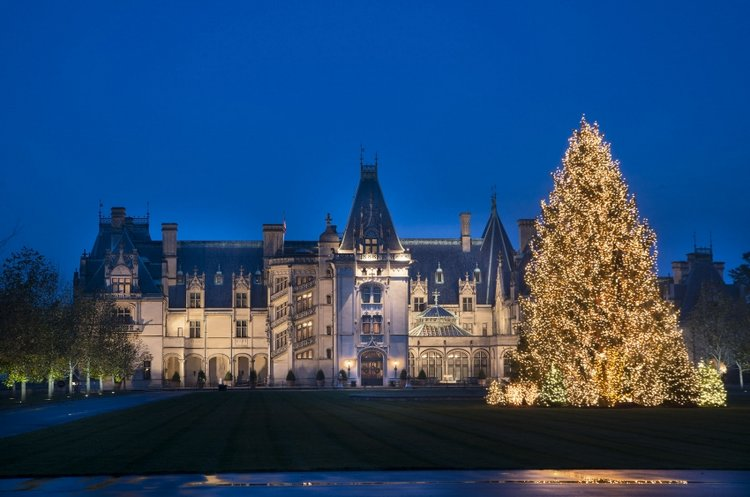 25 Best Christmas Towns in Asheville, NC USA 4
