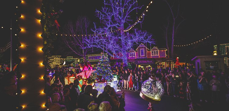 25 Best Christmas Towns in Branson, MO USA 2