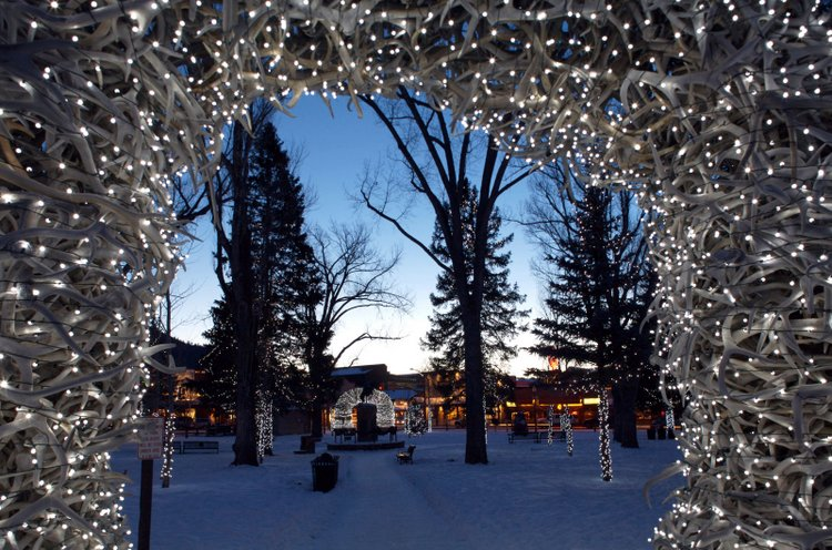 25 Best Christmas Towns in Jackson, WYUSA 6