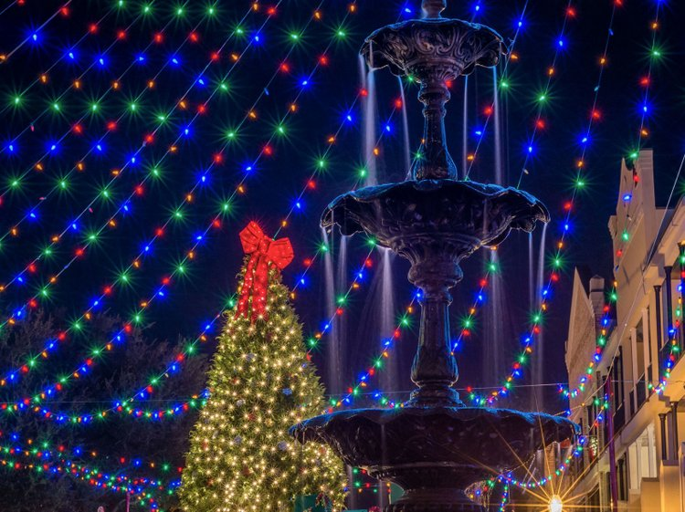 25 Best Christmas Towns in Natchitoches, LAUSA 7