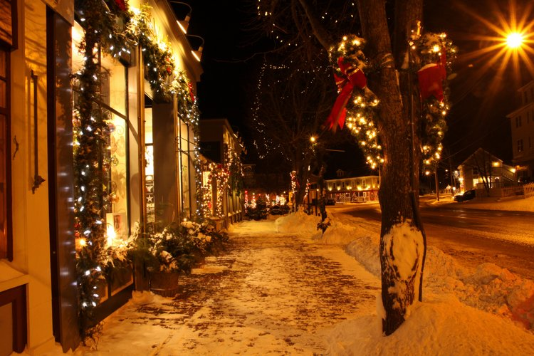 25 Best Christmas Towns in Ogunquit, ME USA