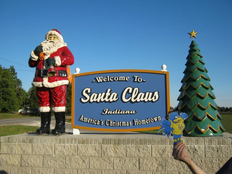 25 Best Christmas Towns in Santa Claus, IN USA
