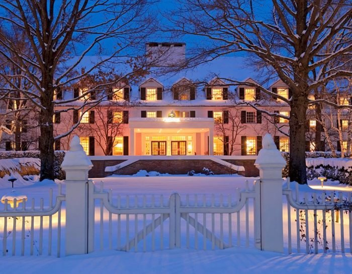 25 Best Christmas Towns in Woodstock, VT USA