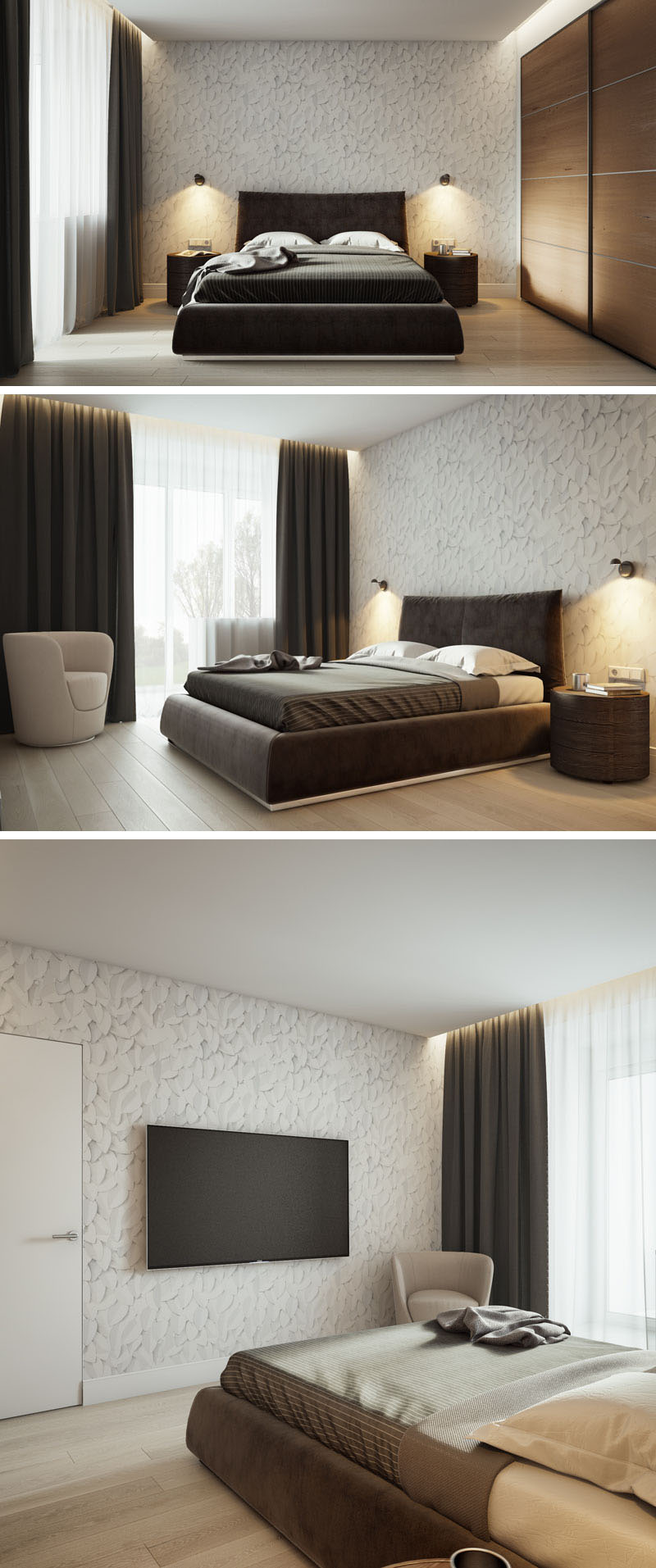 Contemporary Interior For An Apartment In Moscow