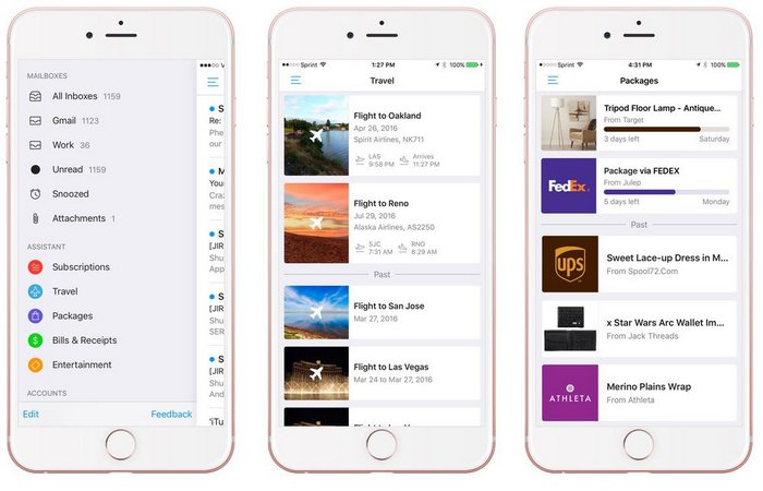 10 Best Apps for Your New iPhone Edison Mail