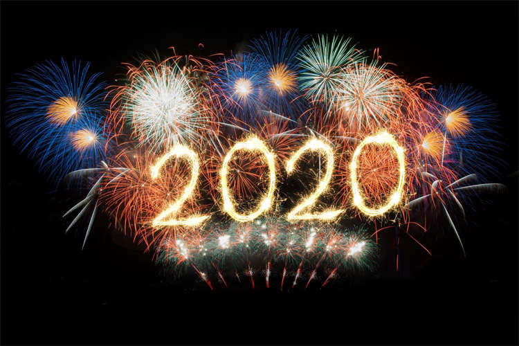 30 Happy New Year 2020 Wallpapers For Desktop Hd