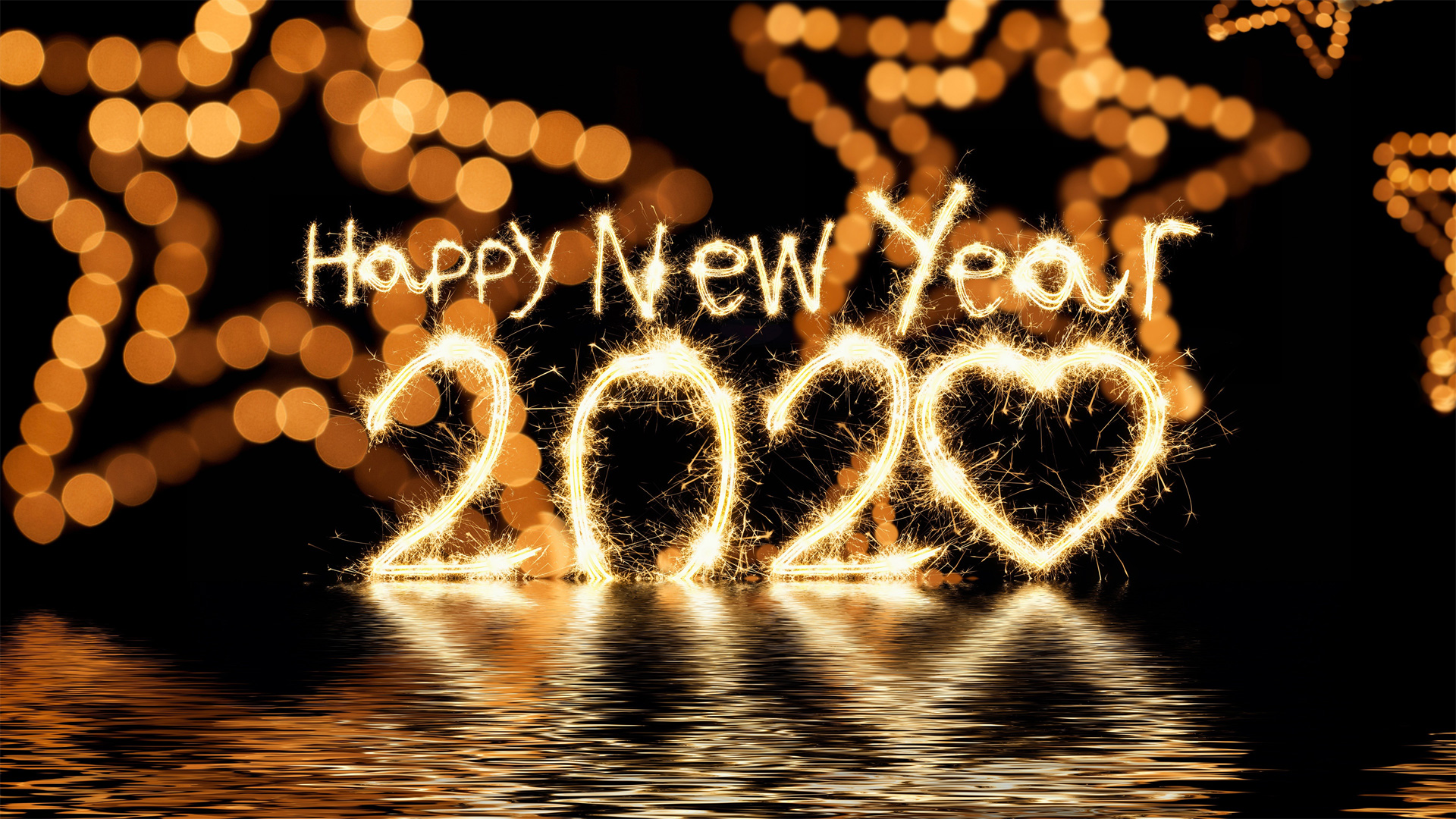 Happy New Year Images 2020 Wallpaper
