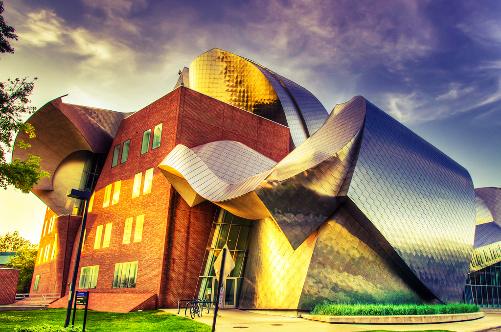 10 of the Most Iconic Buildings by Architect Frank Gehry