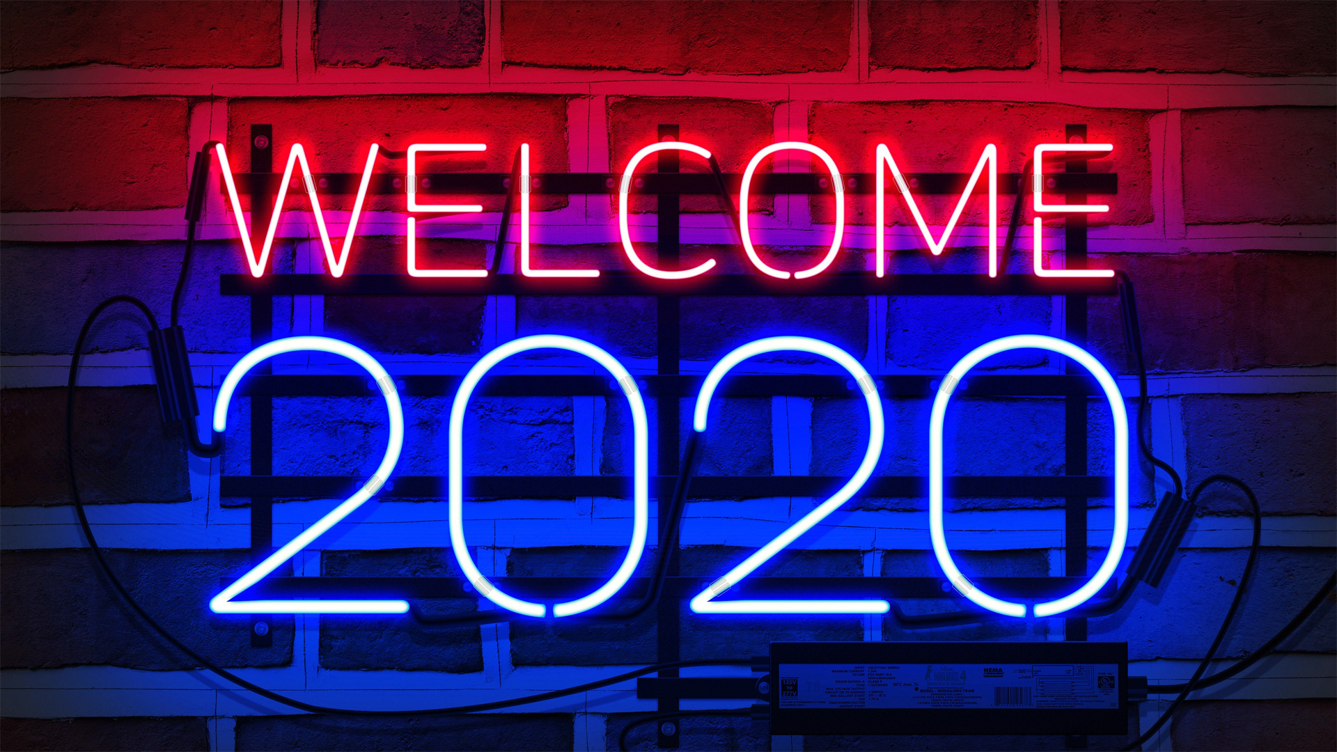 Welcome 2020 image