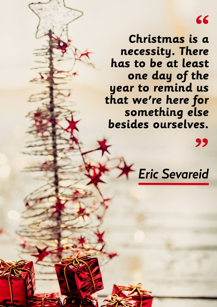 Christmas time quotes