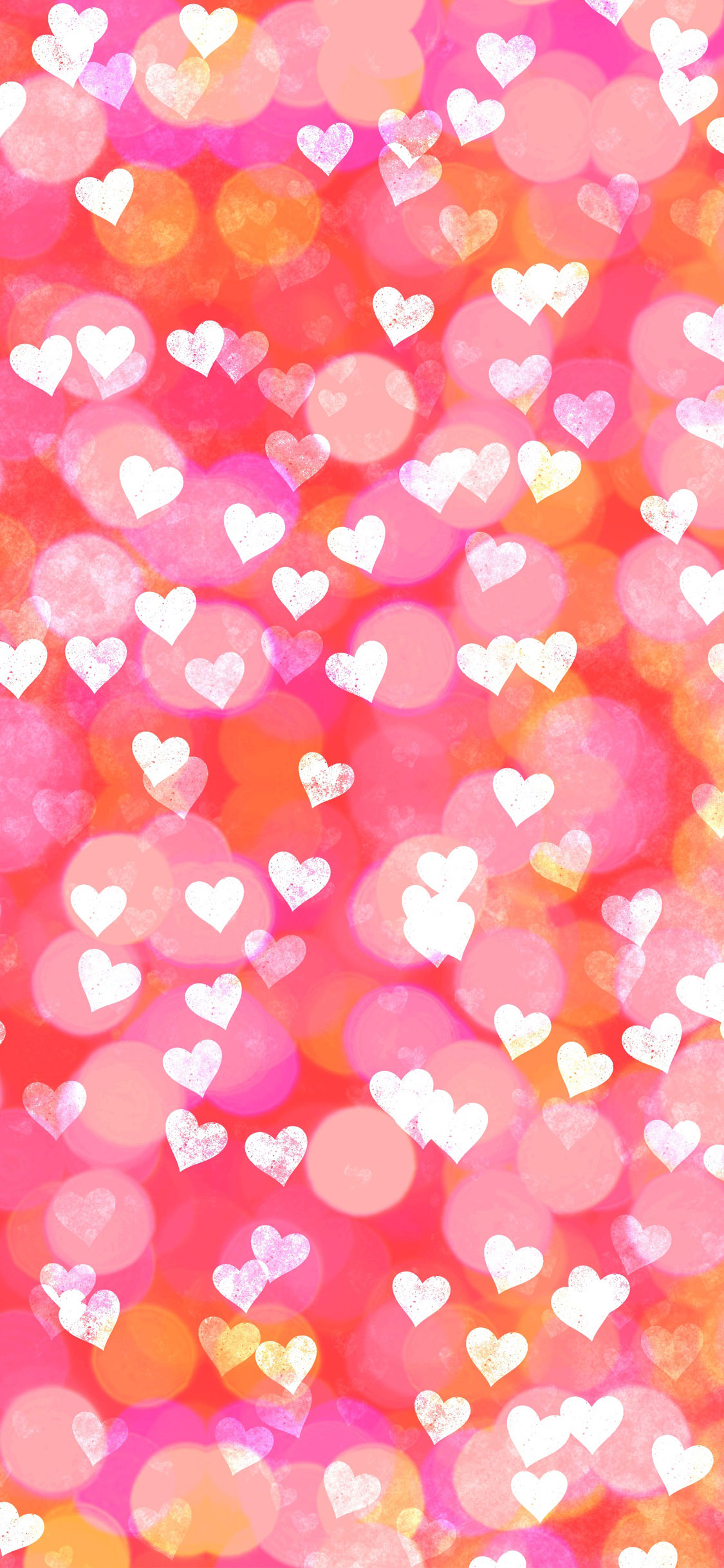 Hearts iPhone background pics