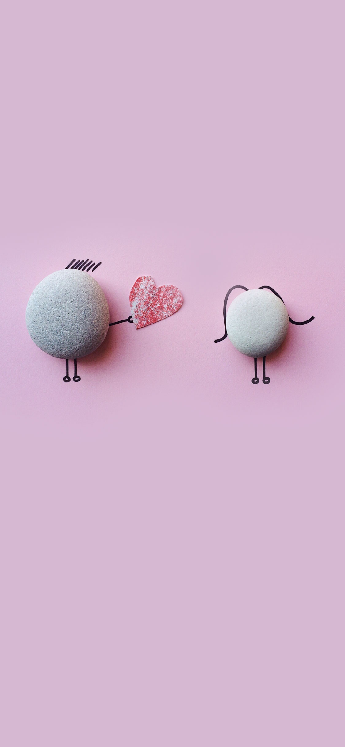 cute love iPhone background