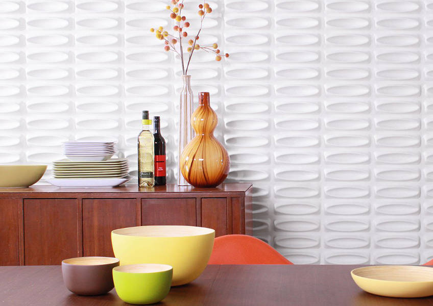 Mid-century modern tile design ideas