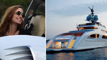 12 Amazing Celebrity Luxury Yachts and Luxury Private Jets