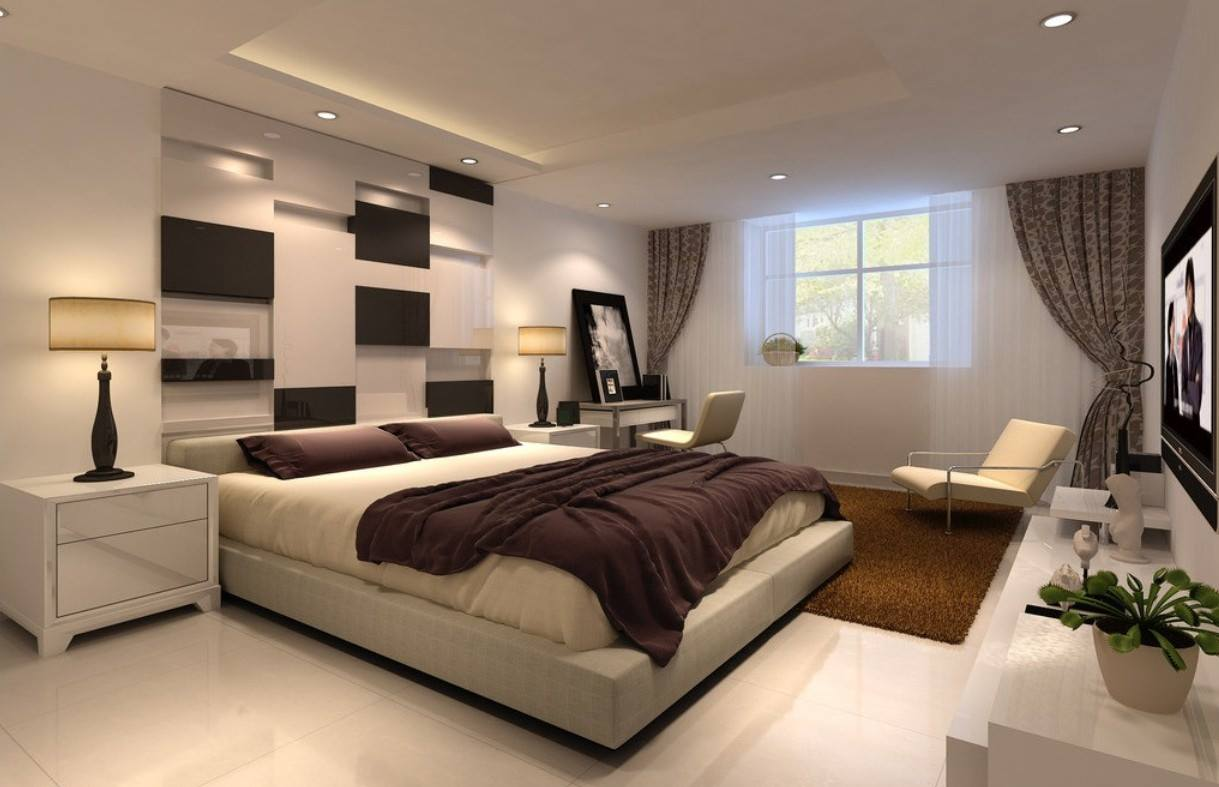 20 Awesome Bedroom Designs for Getting a Good Night's Sleep
