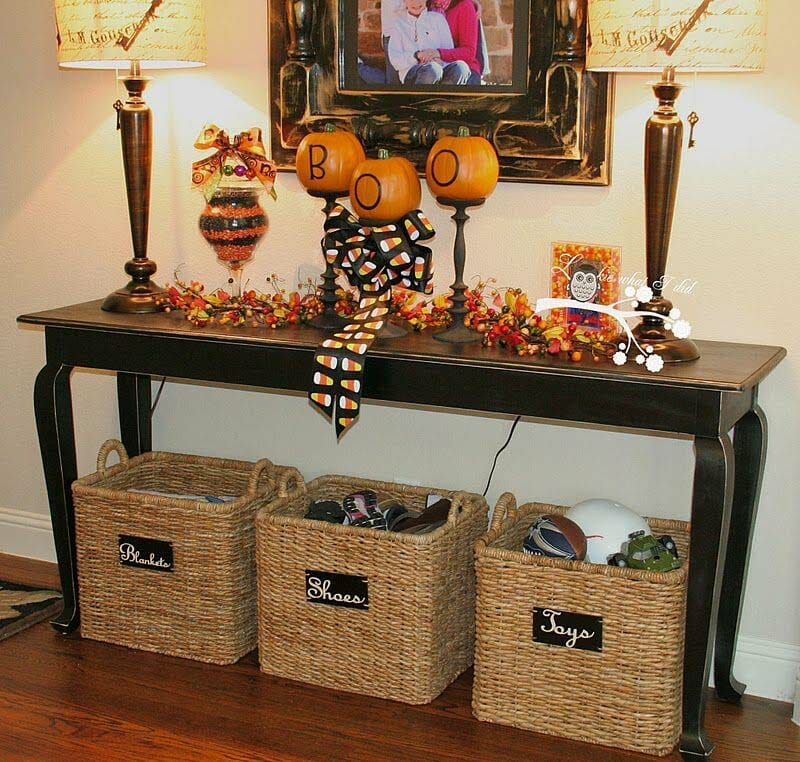 20 Spooky Halloween Table Decoration Ideas for Your Home