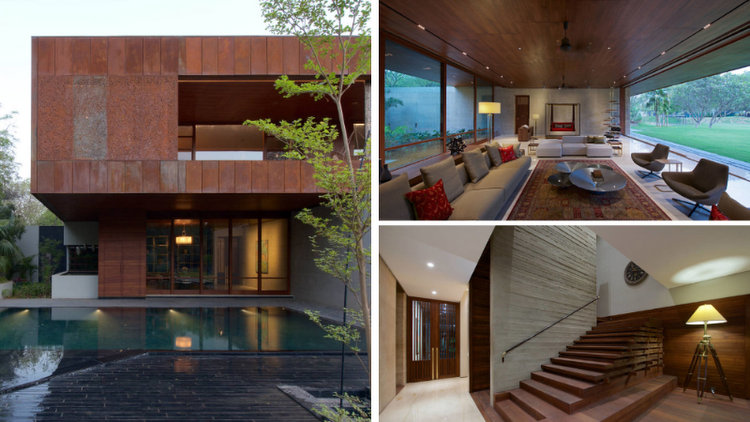 Spacious Contemporary House in India