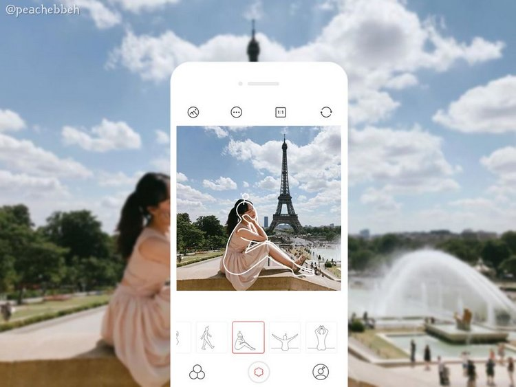 This iPhone App Helps non-Photographers Compose Perfect Shots