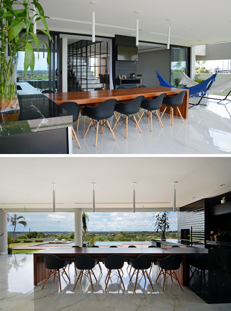 The Viewpoint House by Giordano Rogoski Architects