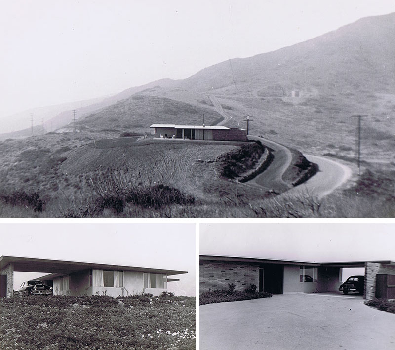 1949 International Style Home