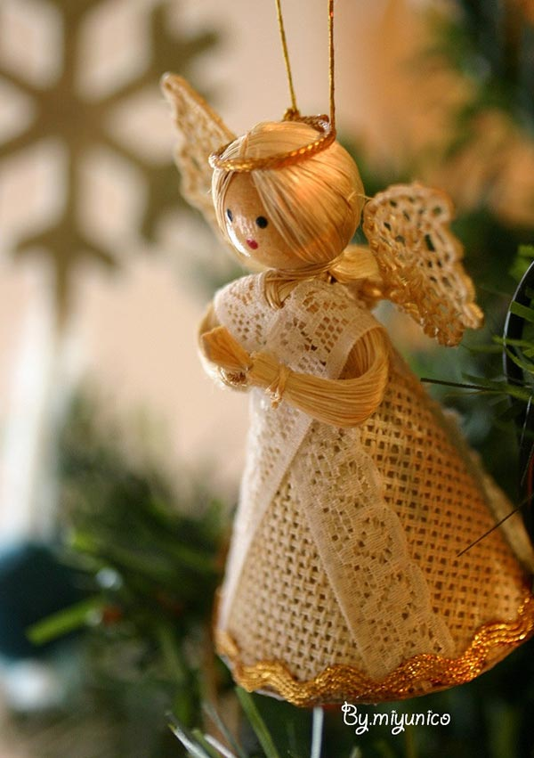 Cute Angel Ornament