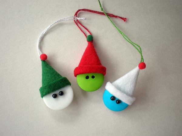 Easy Christmas ornament