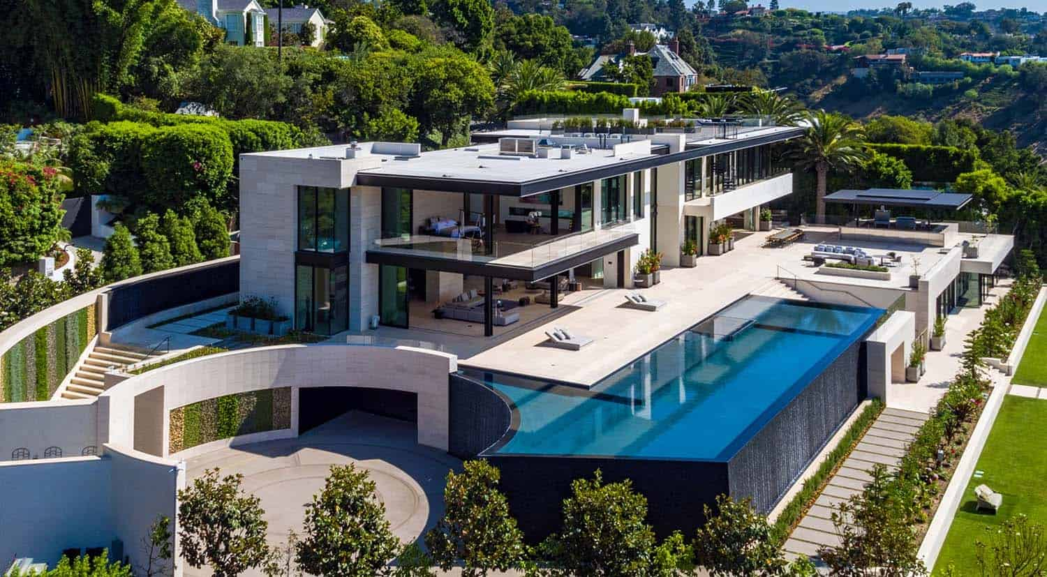 The Most Expensive House to Rent - $1.5 Million Dollars per month